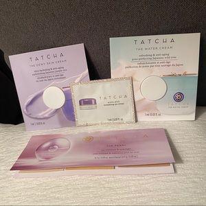 Tatcha Products Sample Bundle